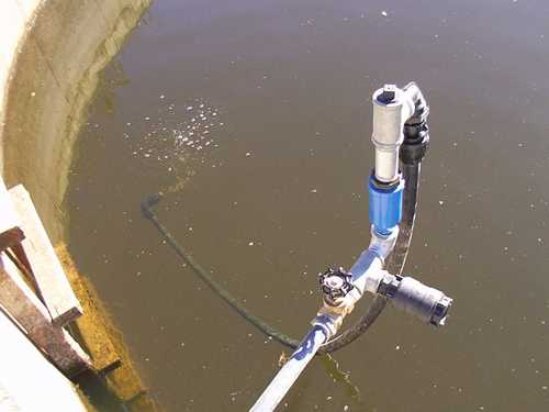 Bamford Pumps Hi Ram Pump Powered By Water New Applications